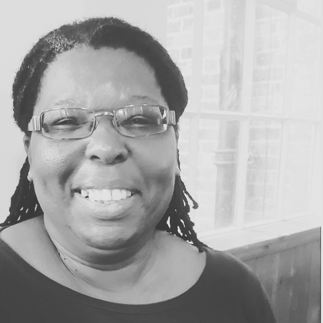 Volunteer - Name AdrienneLocation Bromley-by-Bow, LondonCan you give us a quick overview about yourself? I'm a 53-year-old woman, who had her first child when she was 45. I spent most of my working life at Tower Hamlets Council Press office, almost 20 years. I gave up my last job 2 years ago, working for a hospitality company, to look after my mother, who has Dementia.