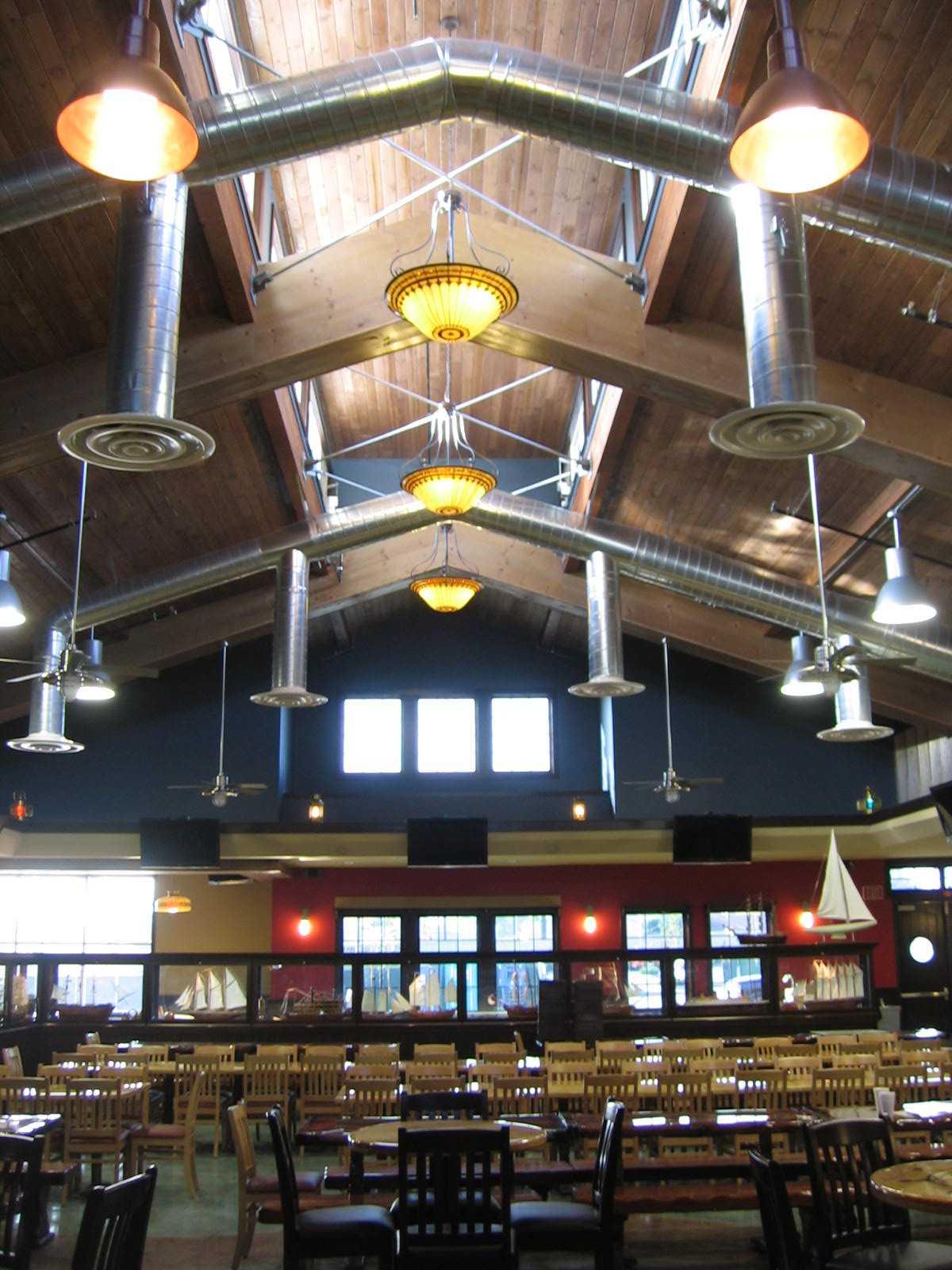 Clearman's Galley Restaurant, San Gabriel