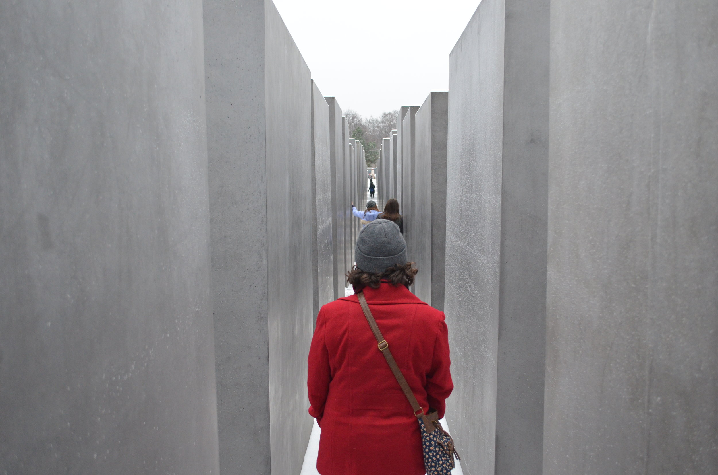 Memorial for the Murdered Jews of Europe.
