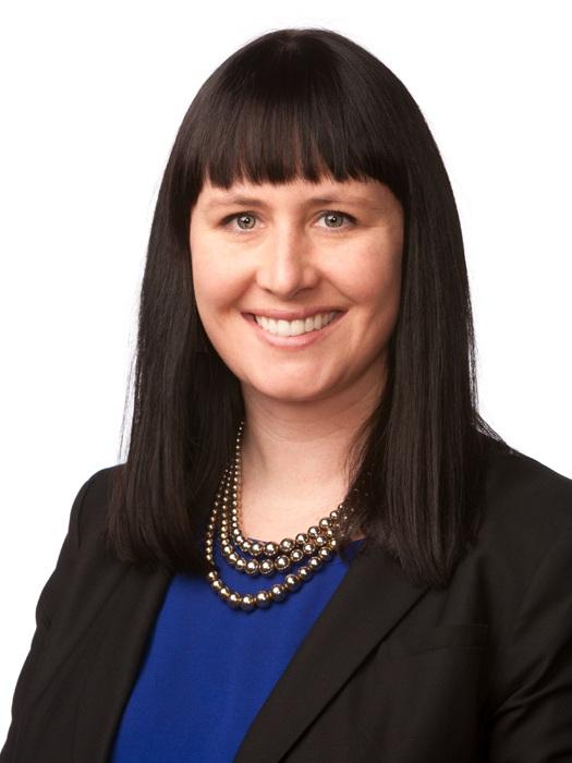 Laura Aschenbrener, Coeur d'Alene Attorney