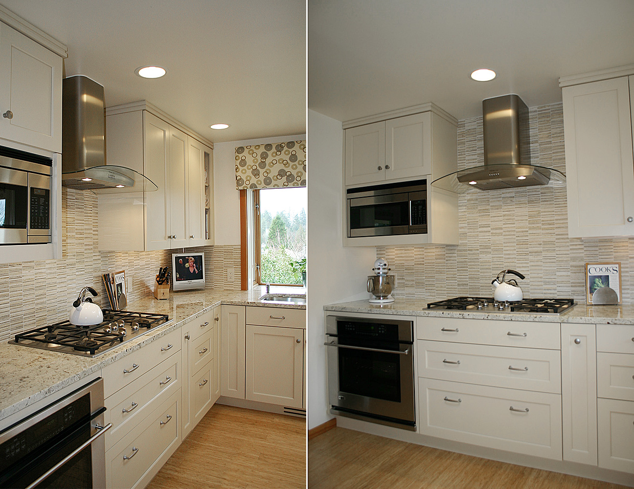 Shoreline Mid Century Modern Kitchen Meredith Design