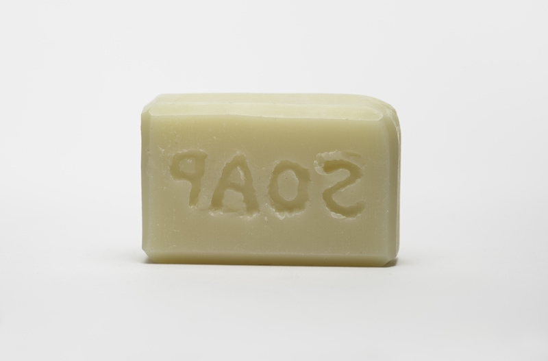 This soap is not backwards
