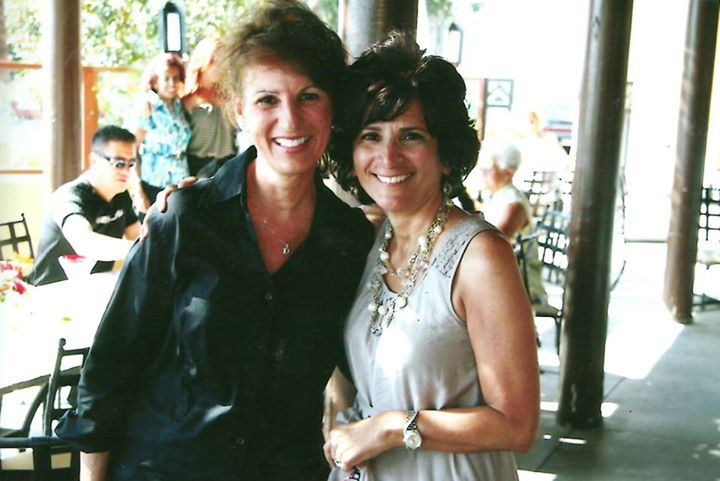 General Manager Renee Bock with owner Sandy Cooper