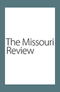 The Missouri Review literary journal