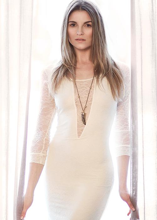 Wardrobe: Laurie Brown, Oneiro Designs