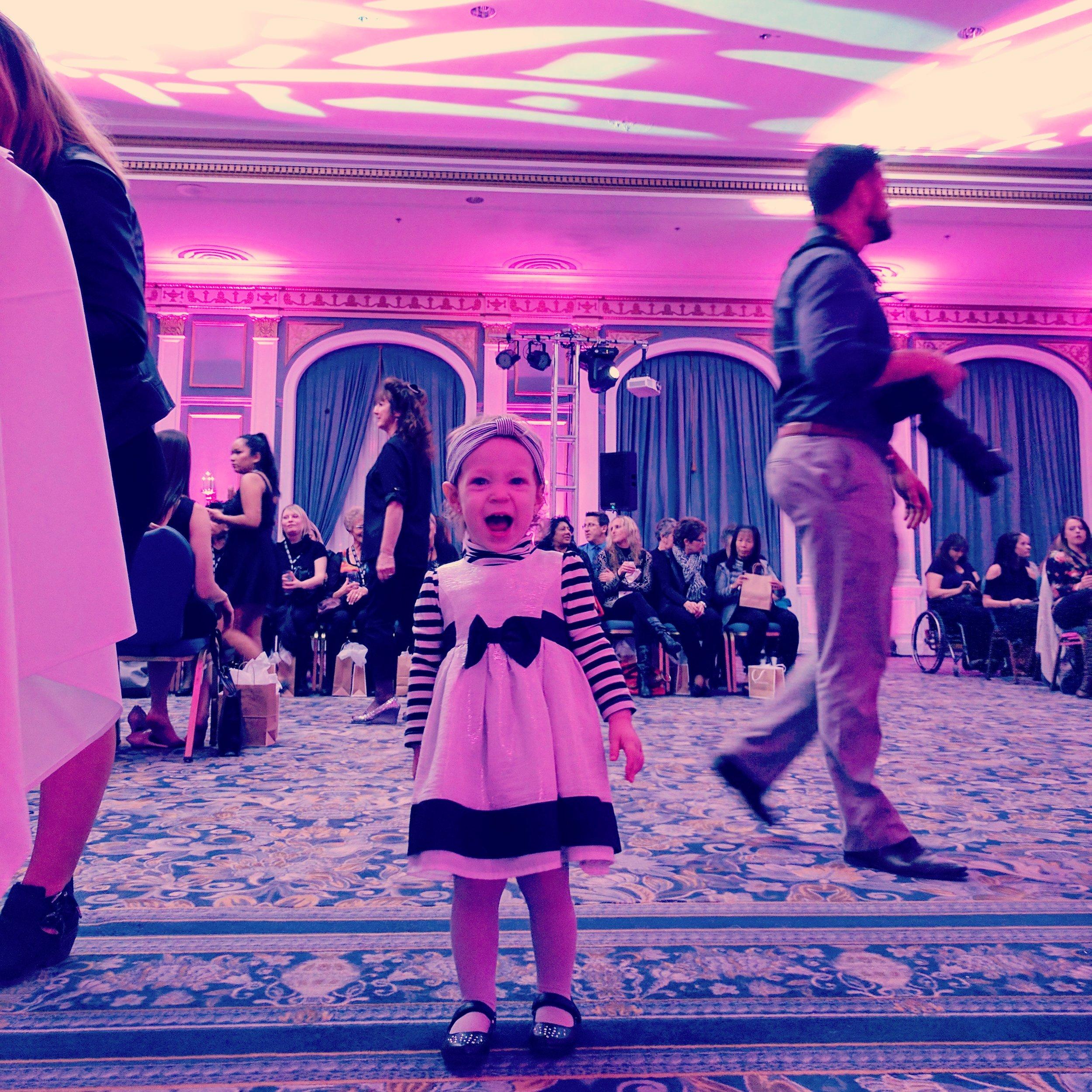 Petra Kardash sfdf saskatoon fashion show