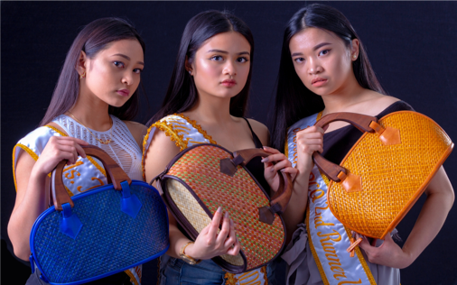 Models: Kaycee Somar, Nicole Dabu, Chrystelle Calumpang  Agency: Philippines-Canada King and Queen Pageant Corp.  Photographer:Greg Clark, Titanium Photographic