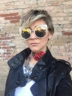 Claire Underhill,  Fashion Director and Blogger