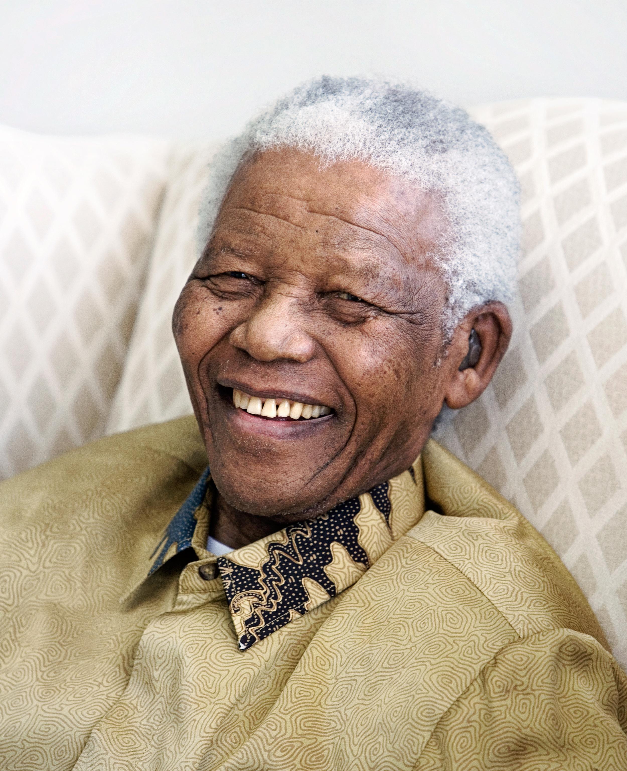 """Tata Madiba"" - Nelson Mandela"