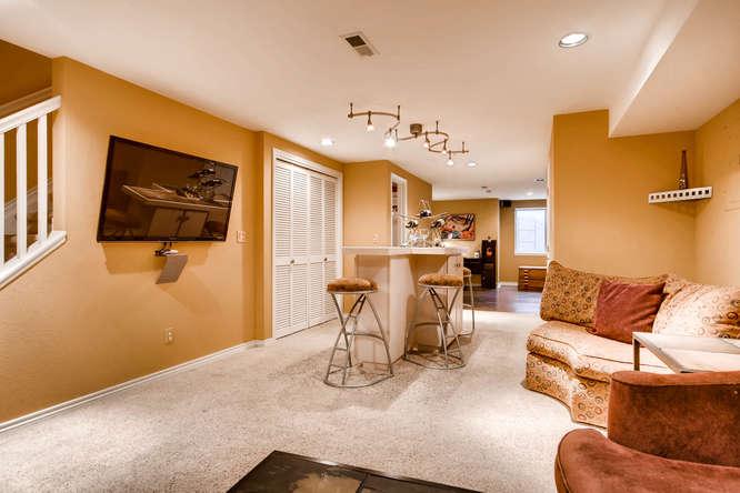 20 S Monroe St Denver CO 80209-small-041-36-Lower Level Family Room-666x444-72dpi.jpg
