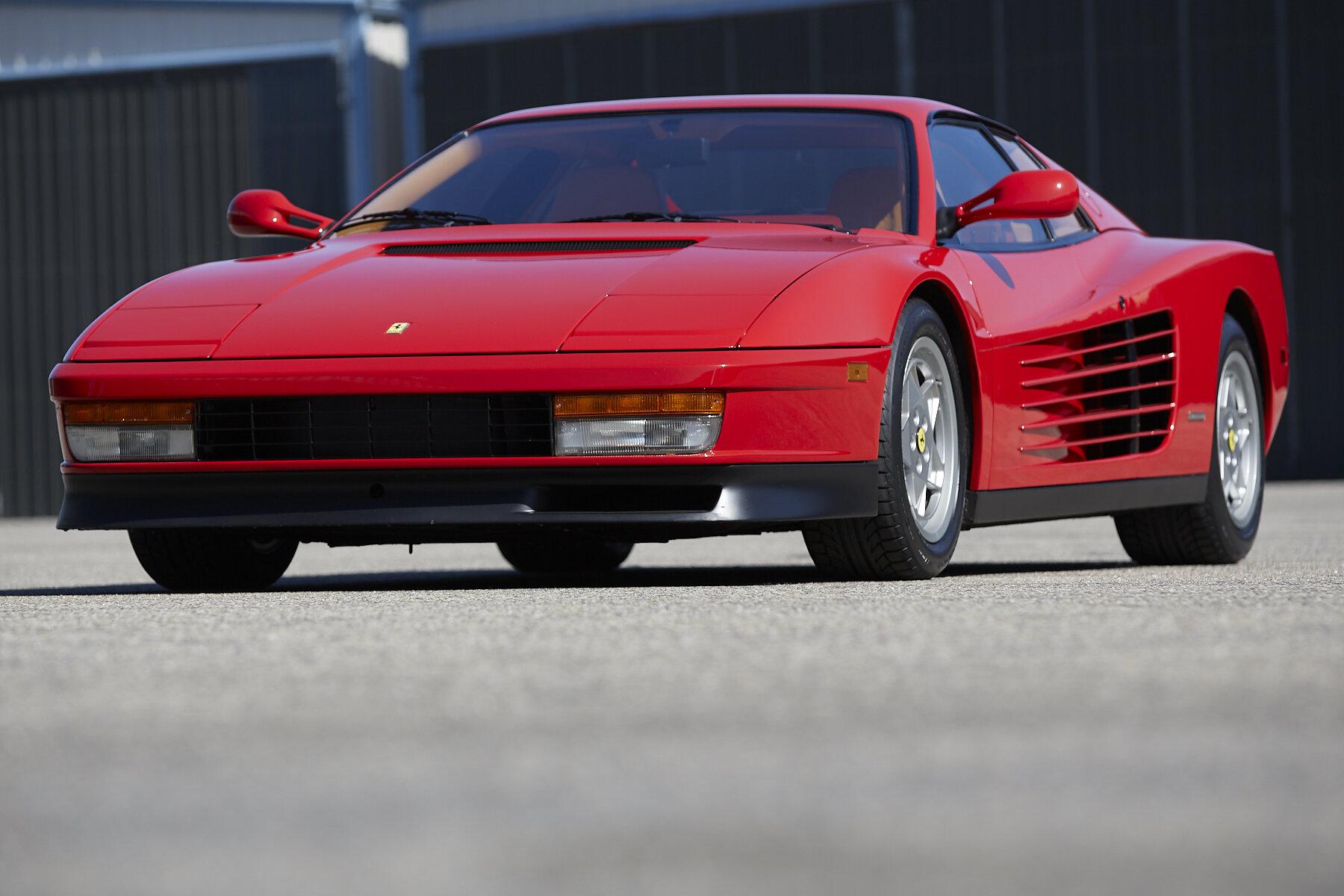 Ferrari Testerosa