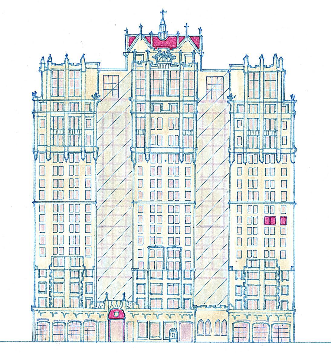 Elise Vavrus Krohn - Windsor Towers