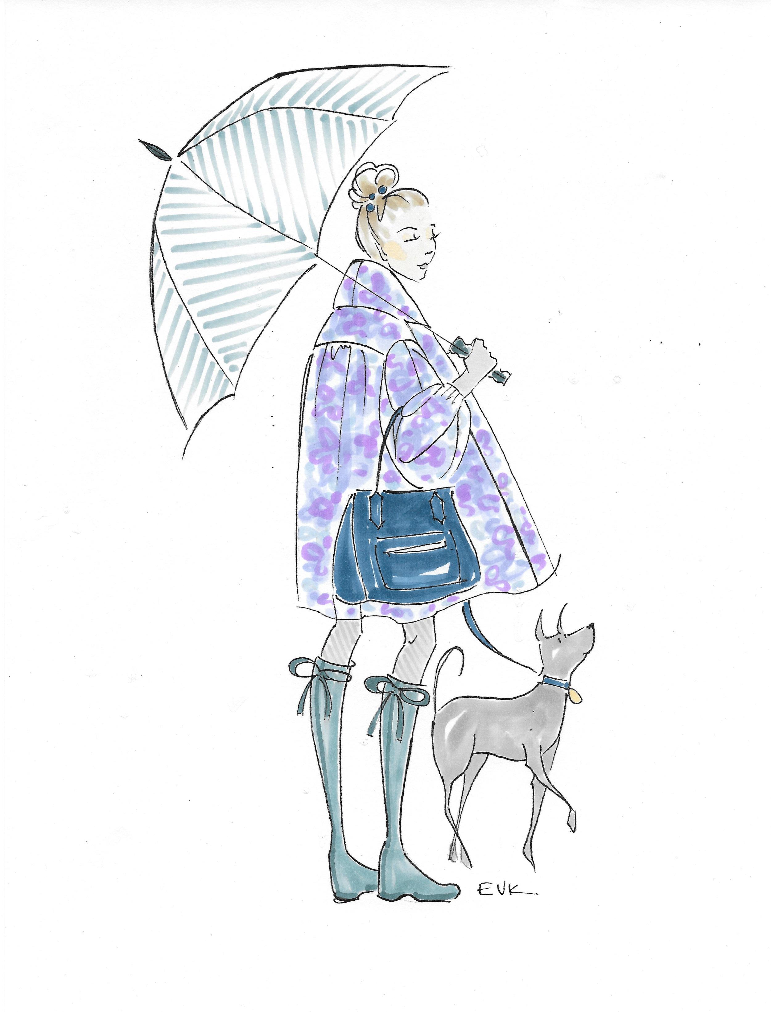 Rainy Day Girl 2015