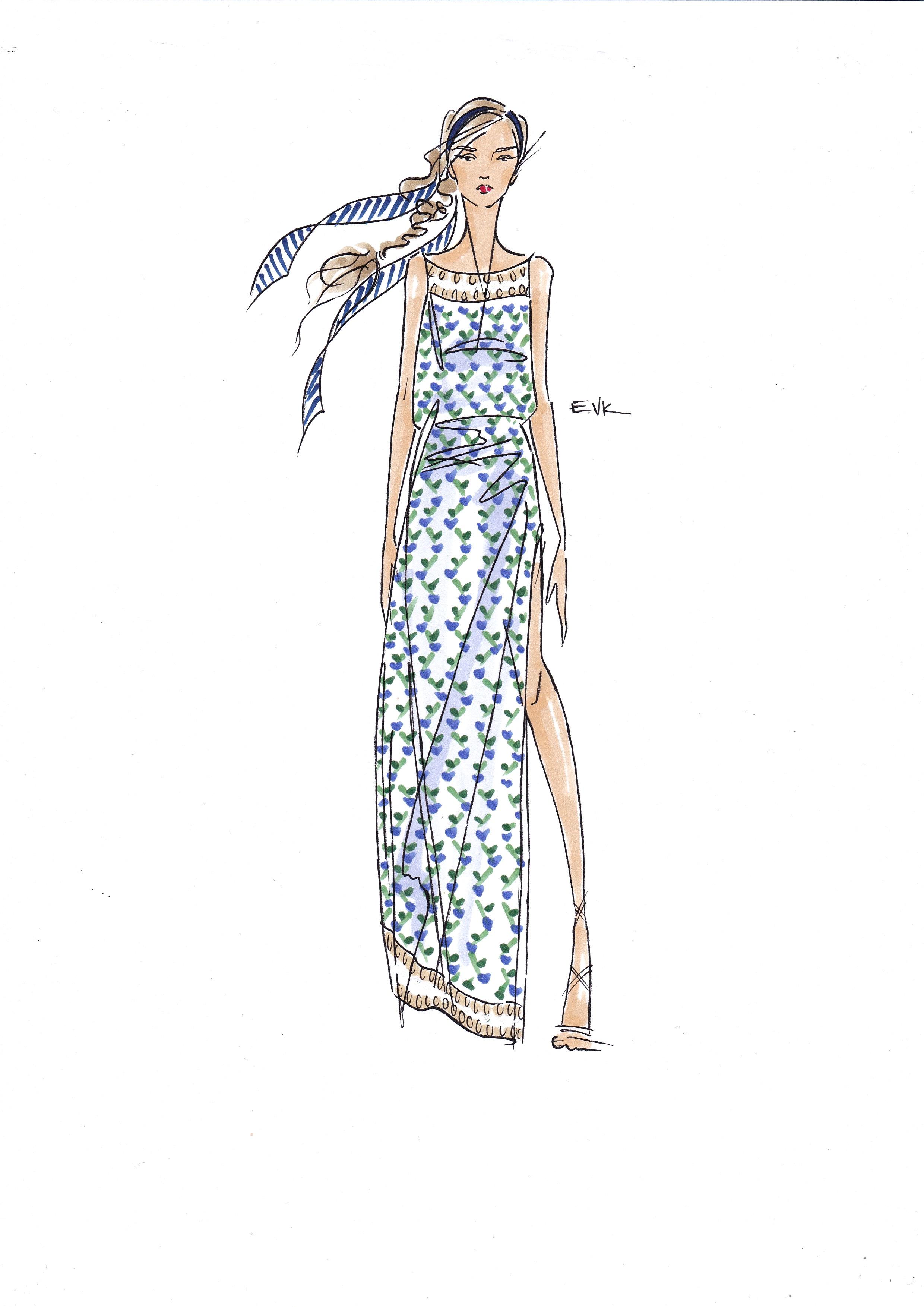 Cruisewear + L'Allee du Roy (2015)