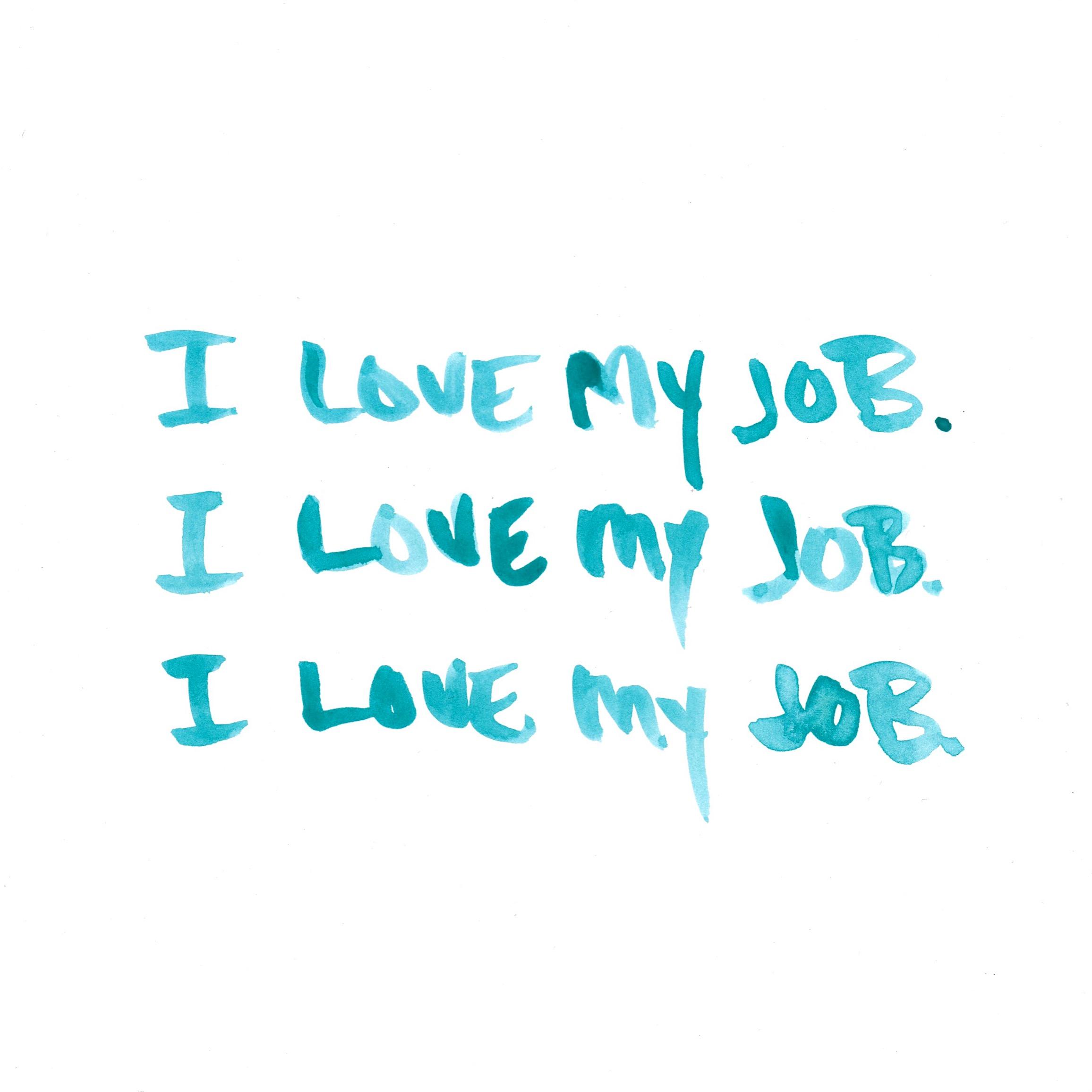 I Love My Job 2015