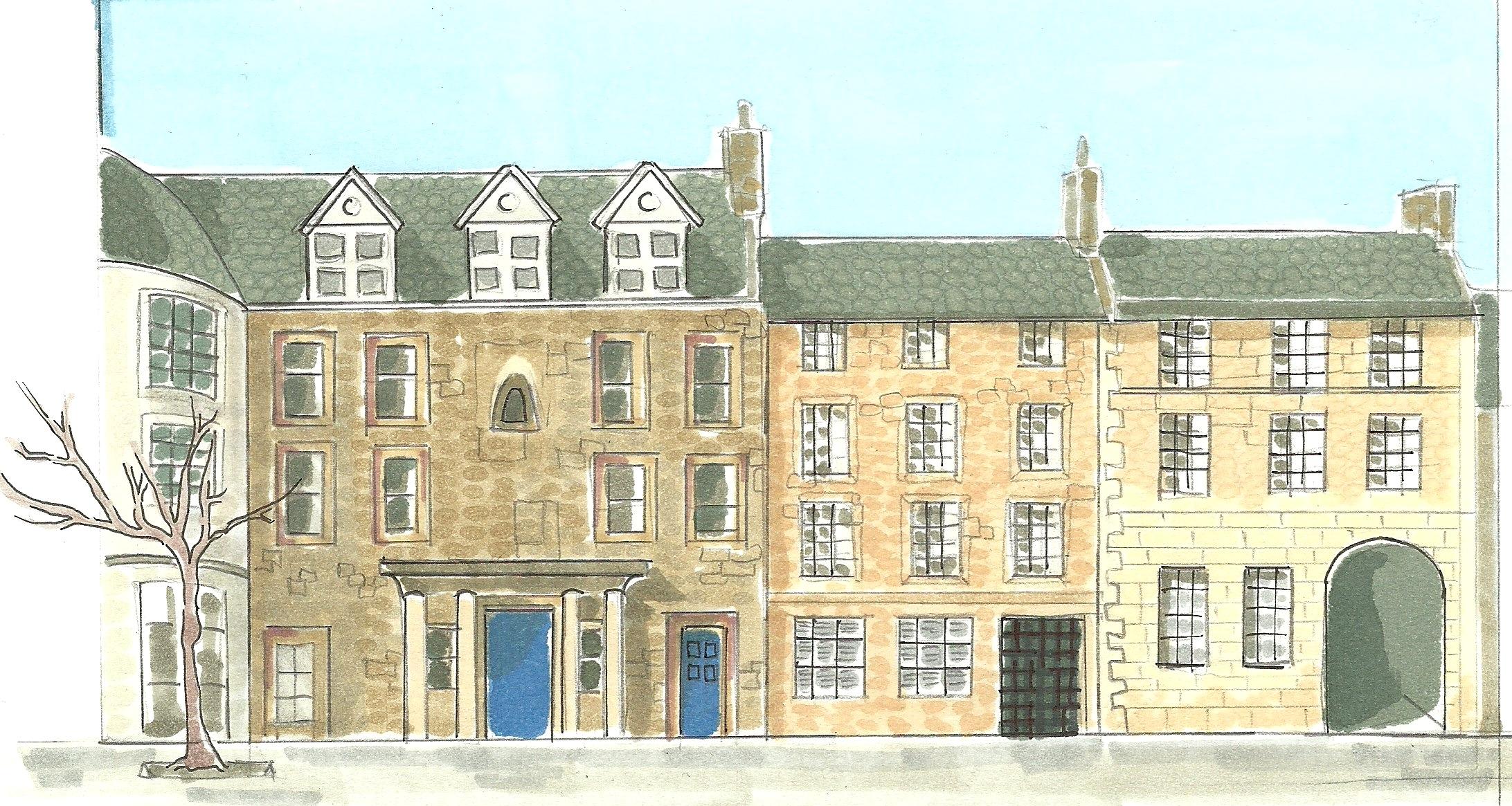 Medieval History Dept St Andrews 2013
