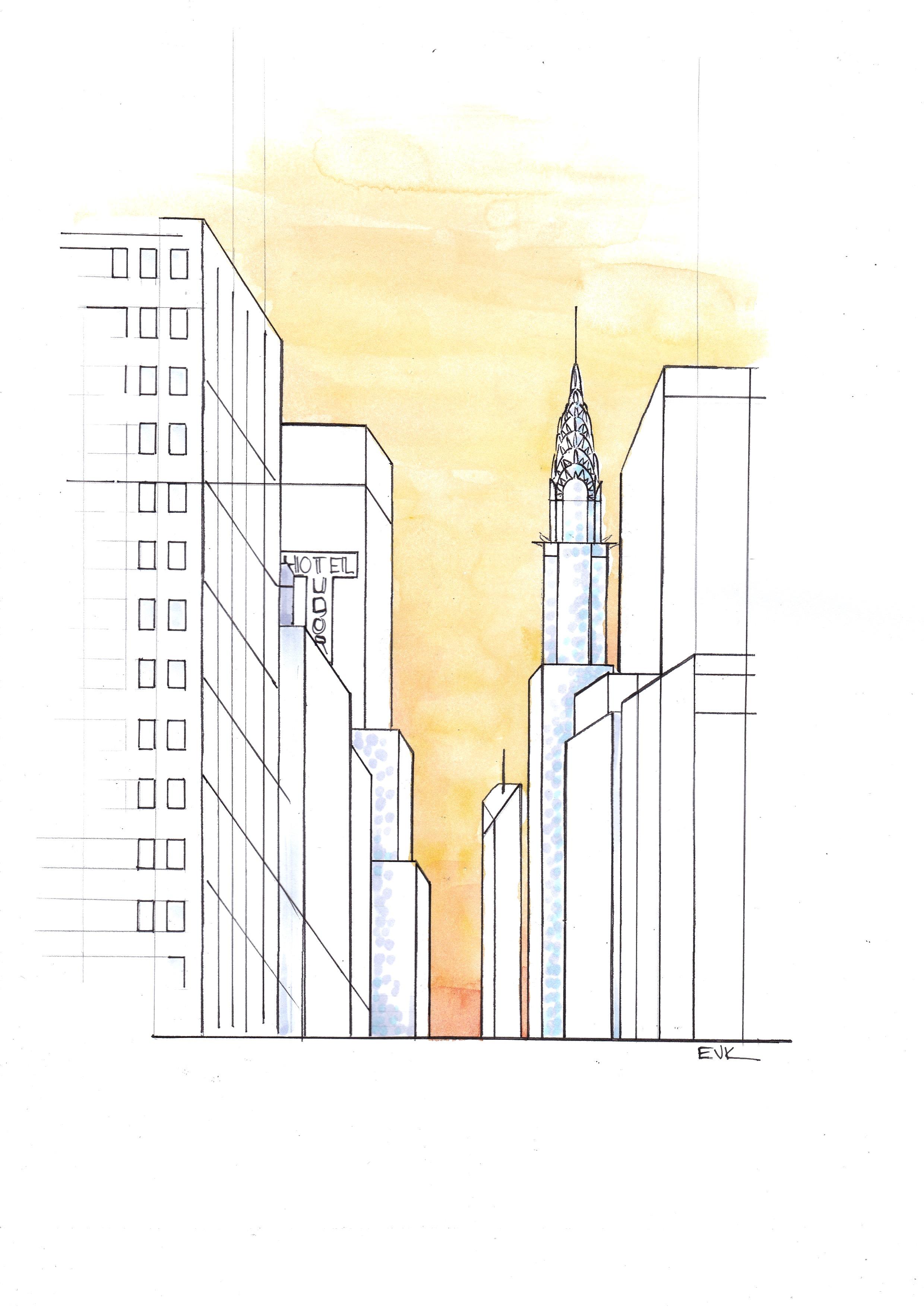 Manhattanhenge 42nd Street 2015