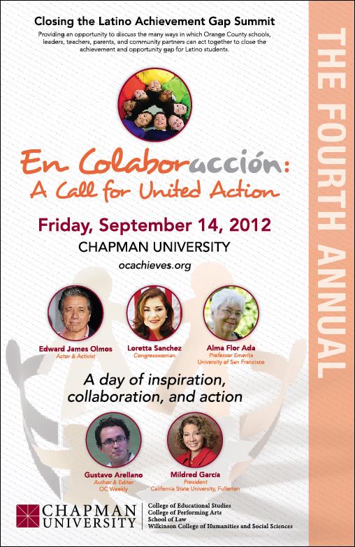 En Colaboraccion Event Poster