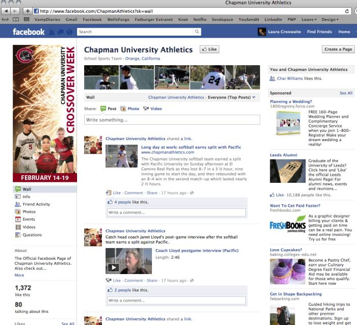 Crossover Week Facebook Avatar