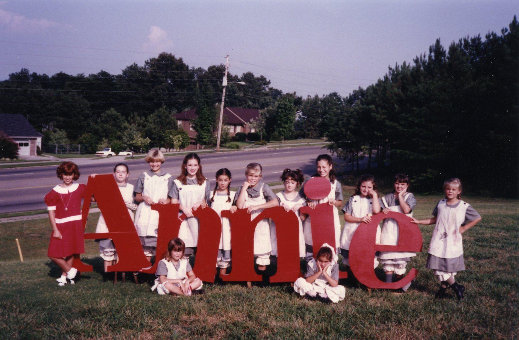 Annie - June 1993