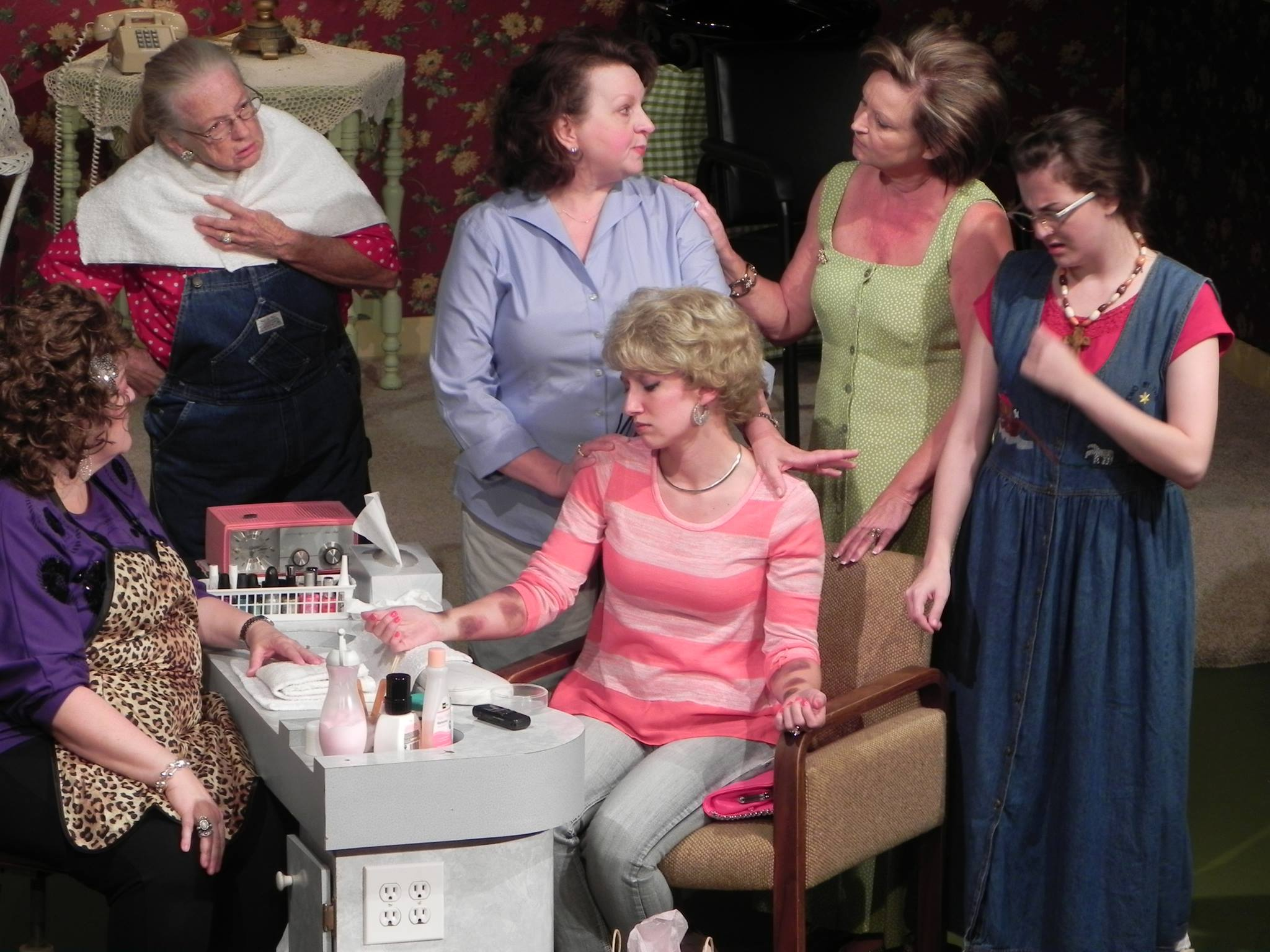 Steel Magnolias - Sept. 2013