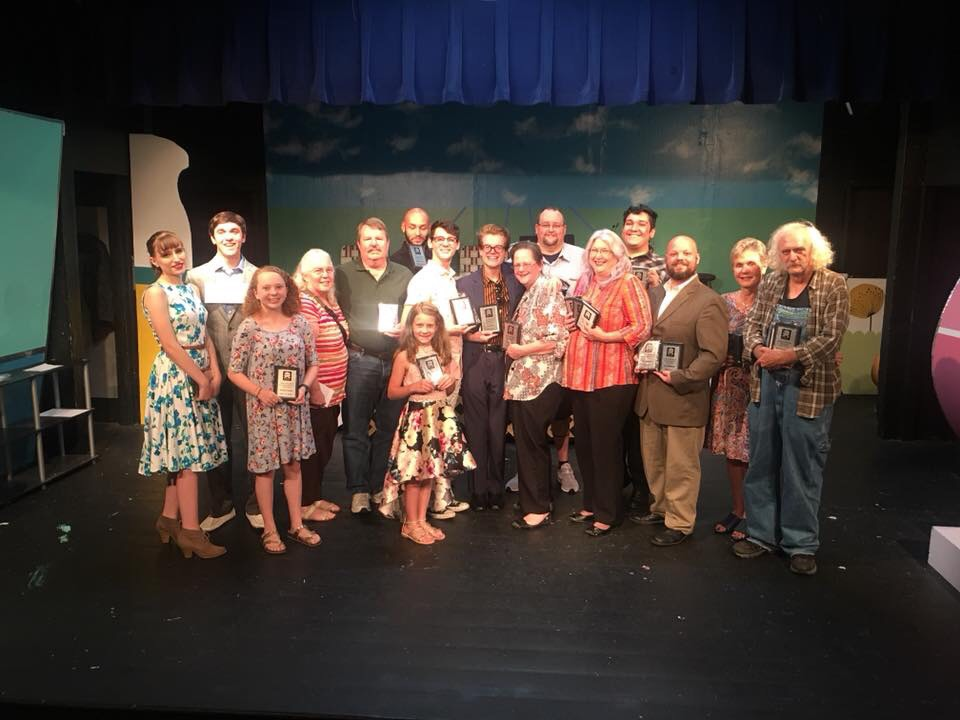 Congratulations to this year's directors, actors, and scholarship winners recognized at The Billy Awards for their outstanding productions in the 2018 - 2019 season.