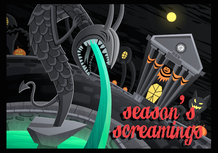 SEASON'S SCREAMINGS