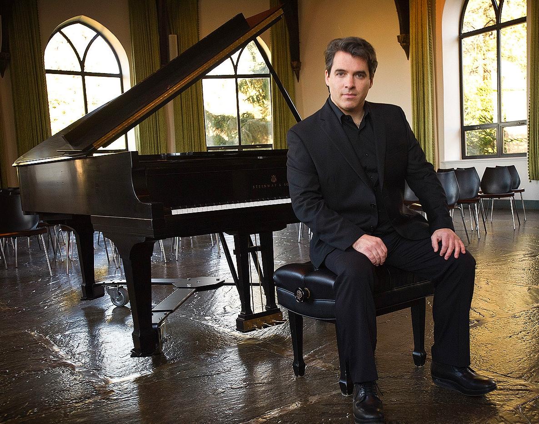 Daniel Kelly in Armor Hall