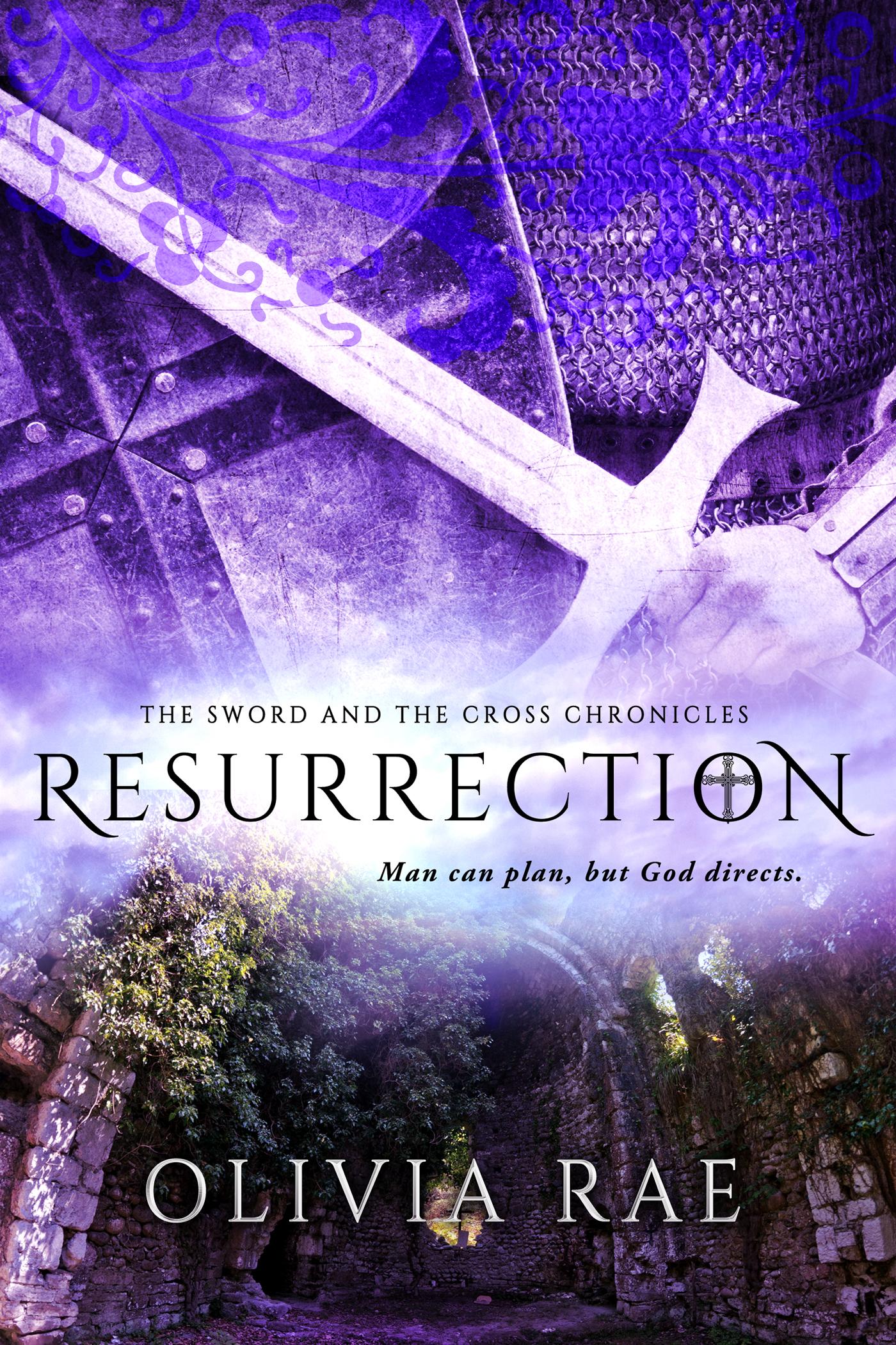 Olivia Rae Resurrection Cover