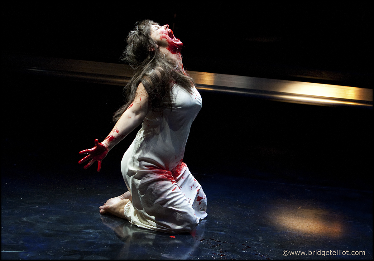 Emma Matthews, The Love of the Nightingale, West AustralianOpera