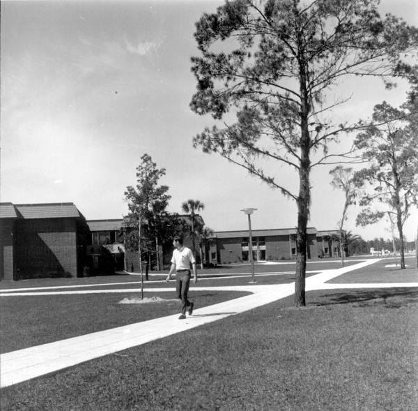 Naval Training Center - Orlando, Florida. 1970. Black and White photoprint, 3 x 3 in. State Archives of Florida, Florida Memory <https://www.floridamemory.com/items/show/85048>,accessed December 23, 2015.