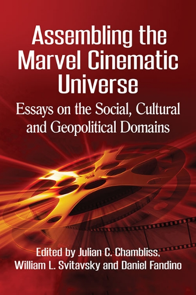 Assembling the Marvel Cinematic Universe - The Marvel Cinematic Universe, —comprised not only of films, but also comic books, televisions series and shorts, —has generated considerable fan engagement with its emphasis on socially relevant characters and plots. Beyond considerable box office achievements, the success of Marvel's movie studios has opened up dialogue on social, economic and political concerns that challenge established values and beliefs. This collection of new essays examines those controversial themes and the ways they represent, construct and distort American culture. Visit the website to find out more.