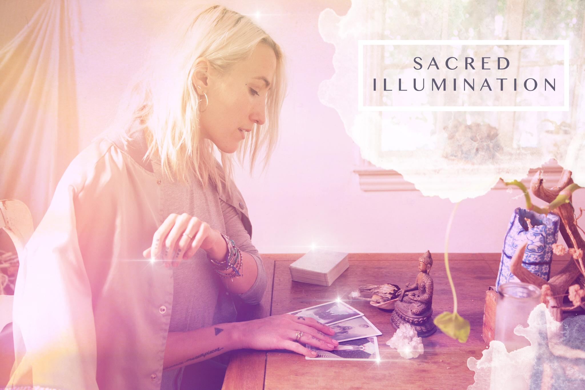 Natalia Benson - Mystic, Astrologer, Tarot reader