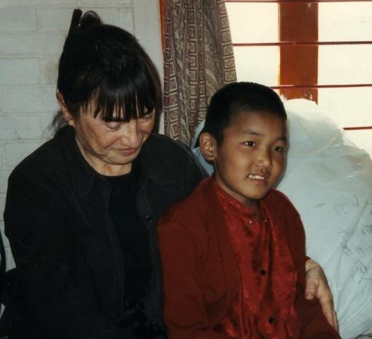 Anne & Dechen 2000