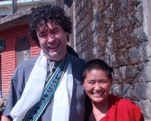 Michael & Ani Kunga Choekyi 2006