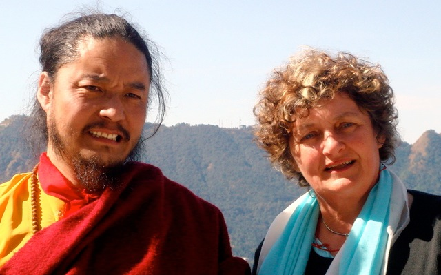 Suzie & Tashi Tobden 2006