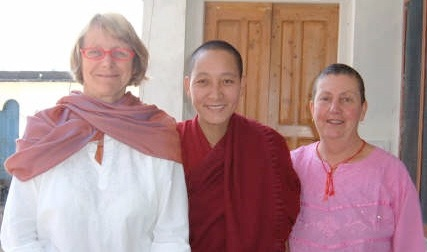 Andrea, Ani Jangchub Dolma, Anne 2006