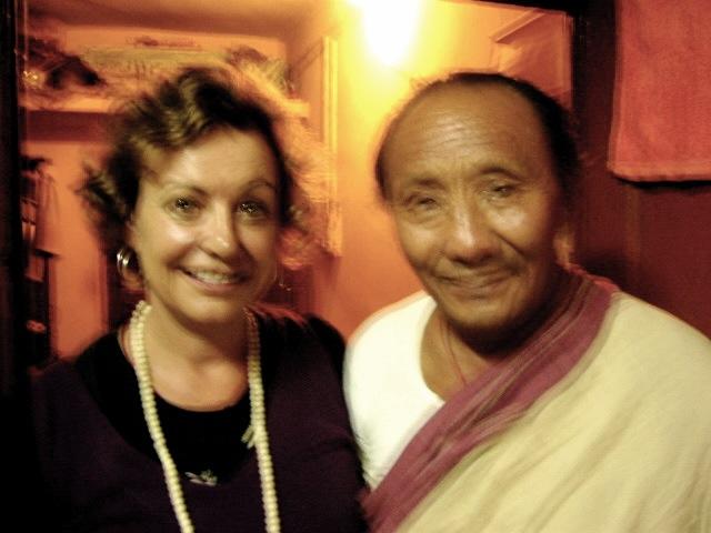 Sudeep & Genyen Damchoe 2007