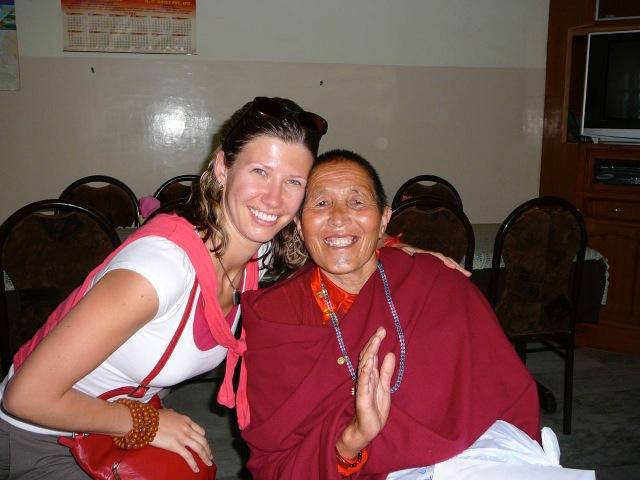Aiteira & Ani Kelsang Dolker 2007