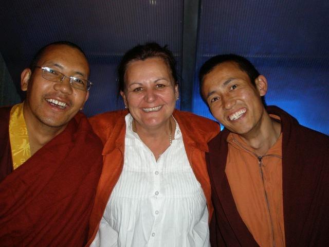 Ngawang Sangye & Vida & Yonten 2008