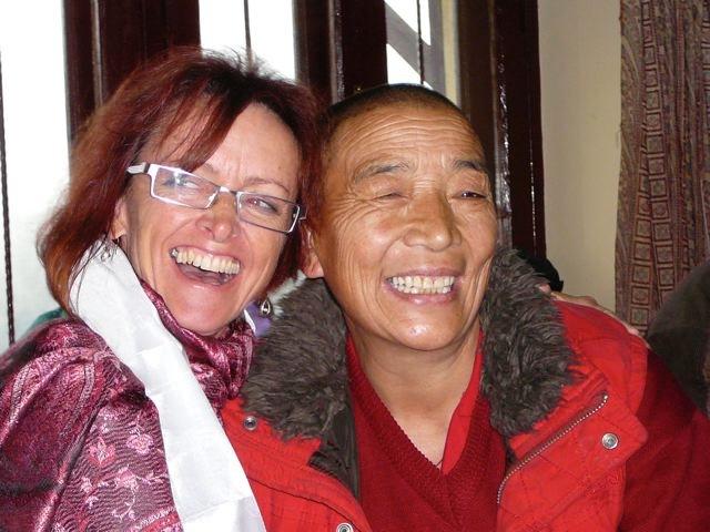 Sono & Ani Tsultrim Feb 2010