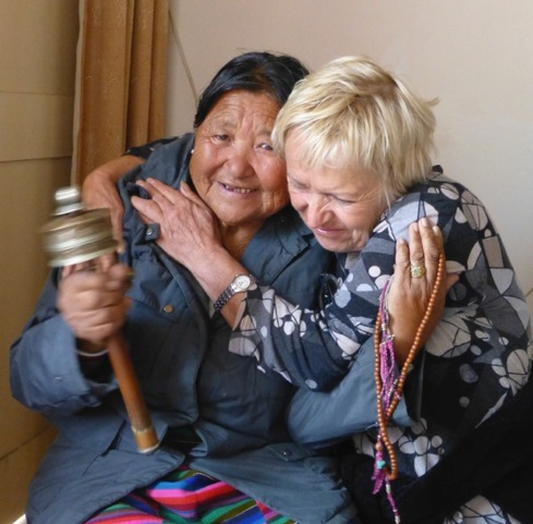 Tsering Dolma & Angela 2013