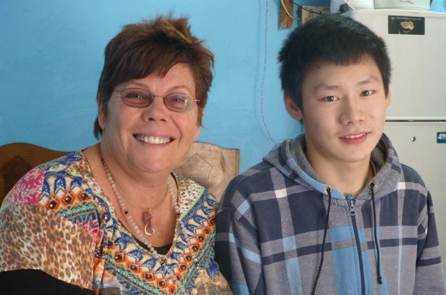 Jo & Tenzin Woesel 2014