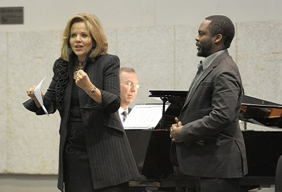 "LYRIC OPERA OF CHICAGO: ""MASTERCLASS WITH RENEE FLEMING"""