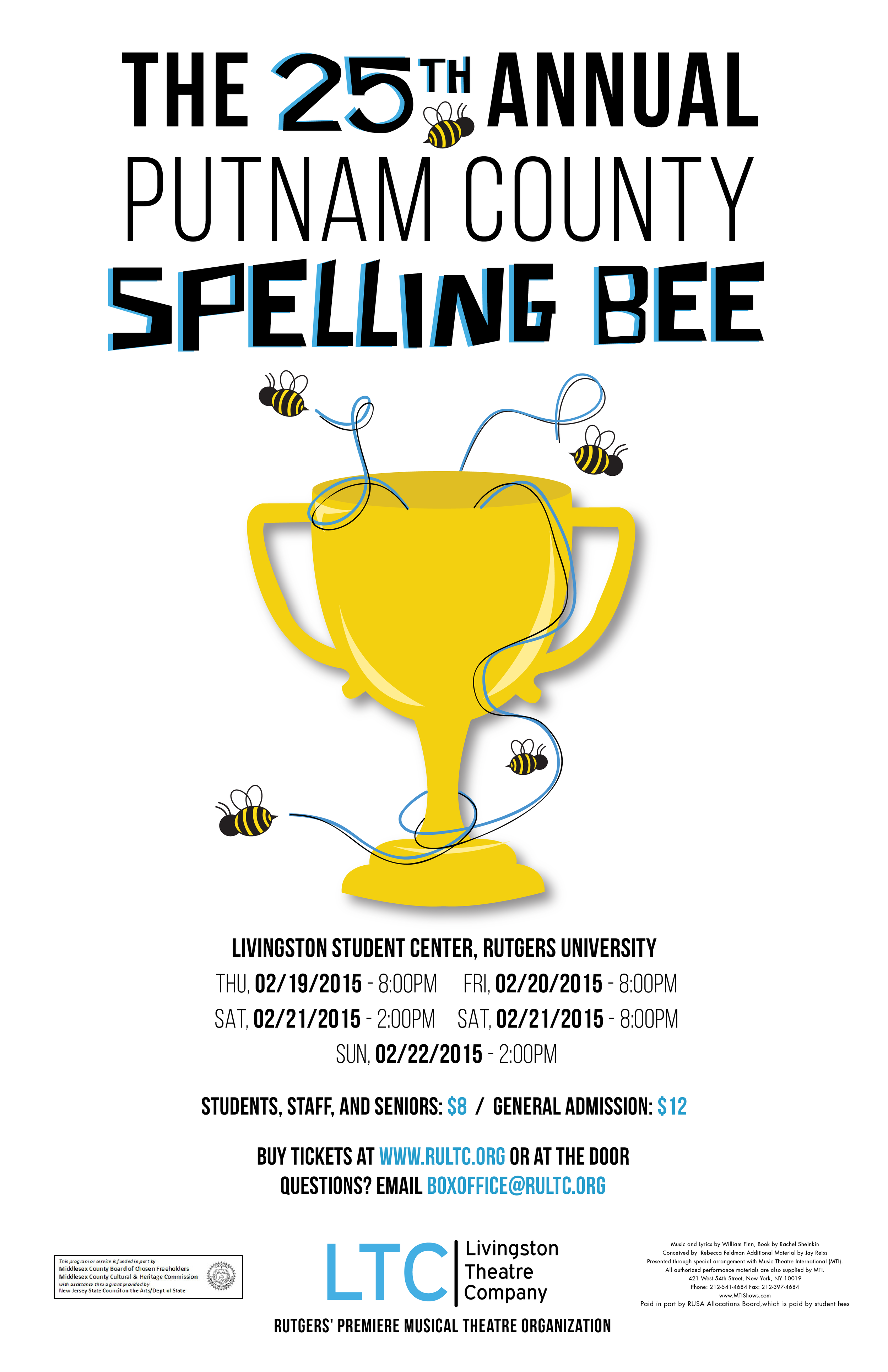 Spelling Bee Poster Image
