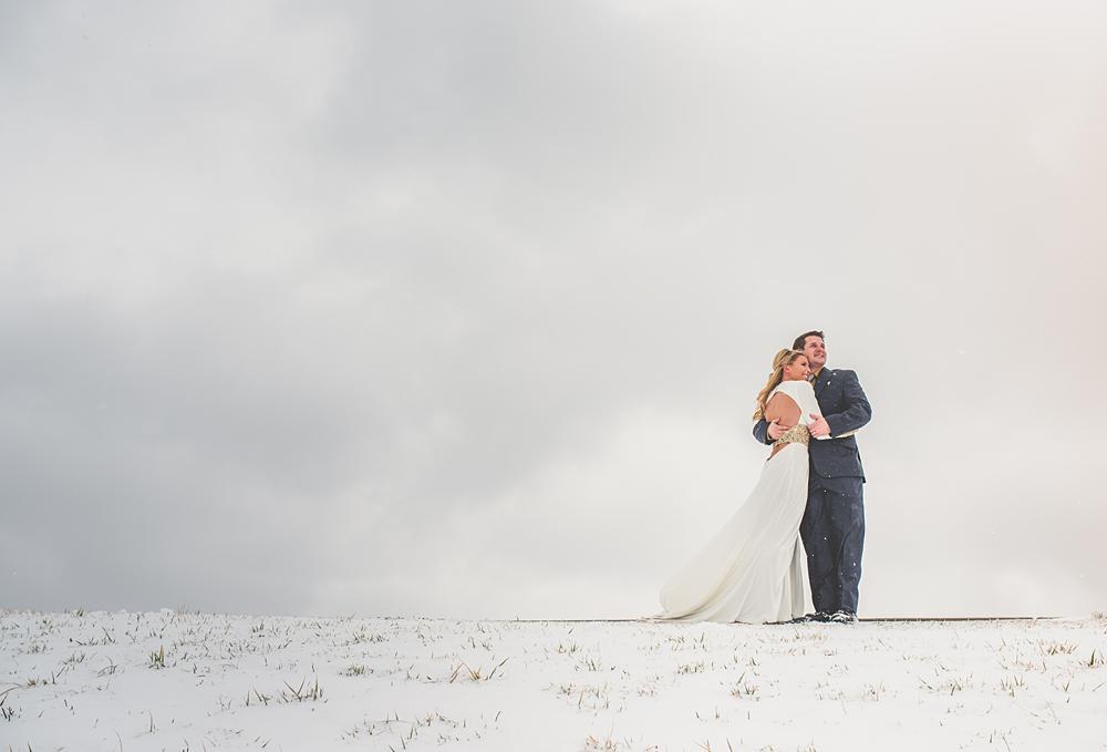 snow wedding, Nashville tn