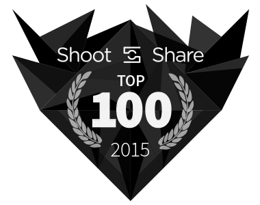 Multiple awards won in the Shoot and Share contest