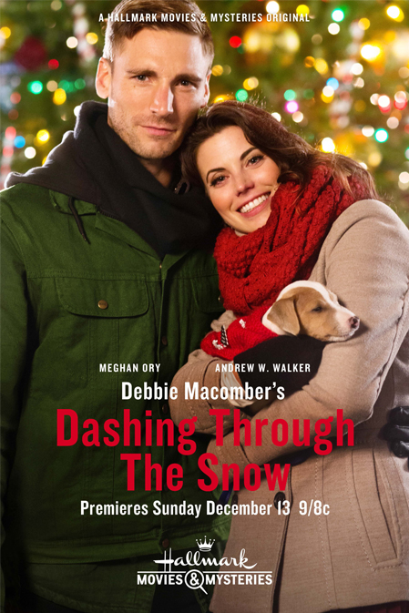 Debbie Macombers Dashing Through the Snow.jpg