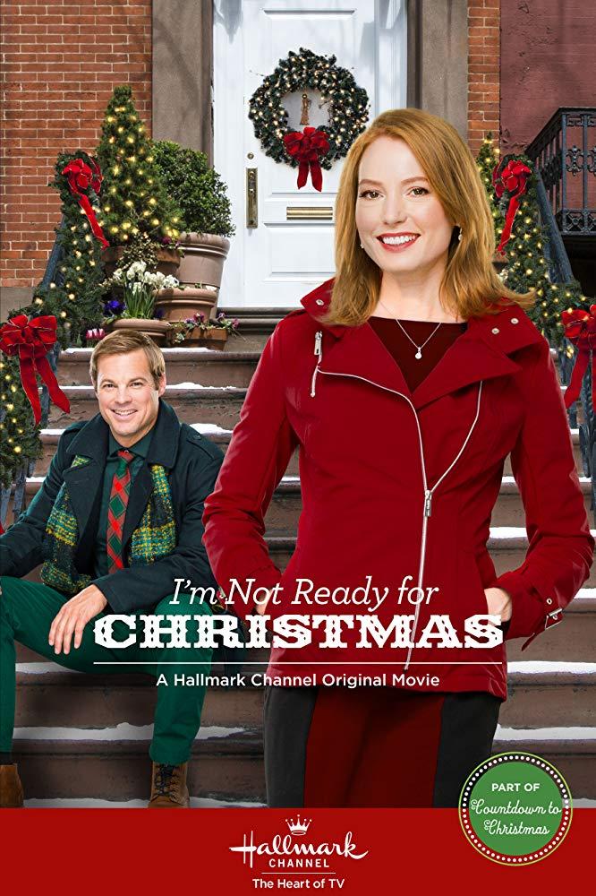 I'm Not Ready for Christmas.jpg