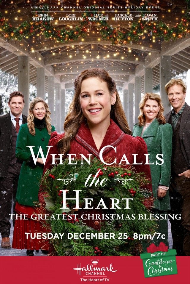 When Calls the Heart - Christmas Blessing.jpg